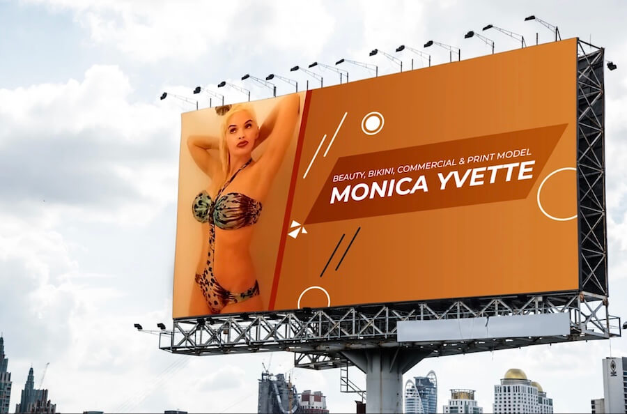 Monica Yvette