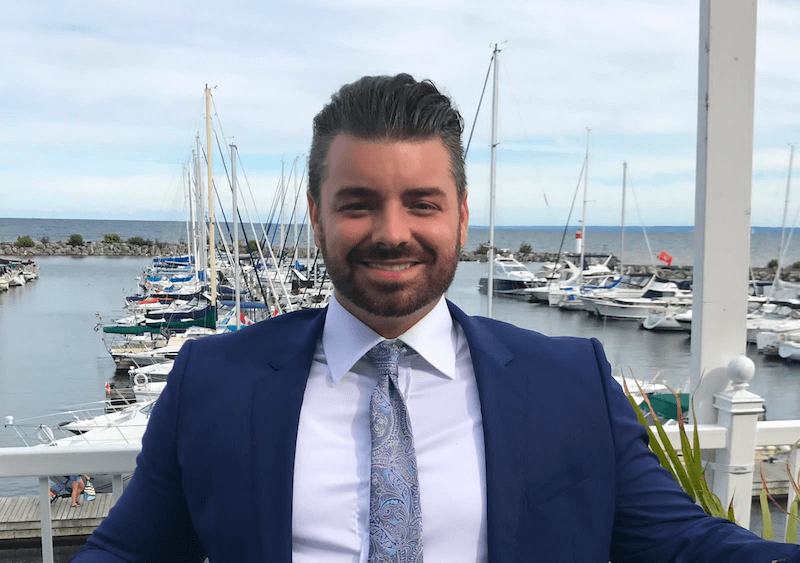 Mathew Moxness, CEO of Crescendo Equity